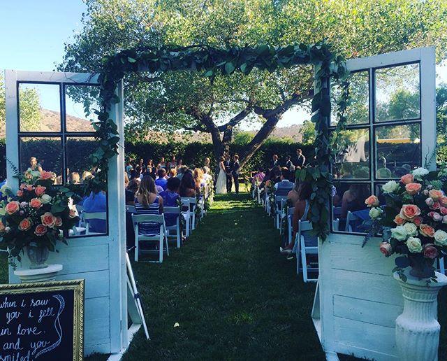 A beautiful, fairytale wedding at Hazy Meadow Ranch. Congratulations Kate & Daniel!! #hazymeadowranch #sandiegowedding #musicbyheidi #stringquartet