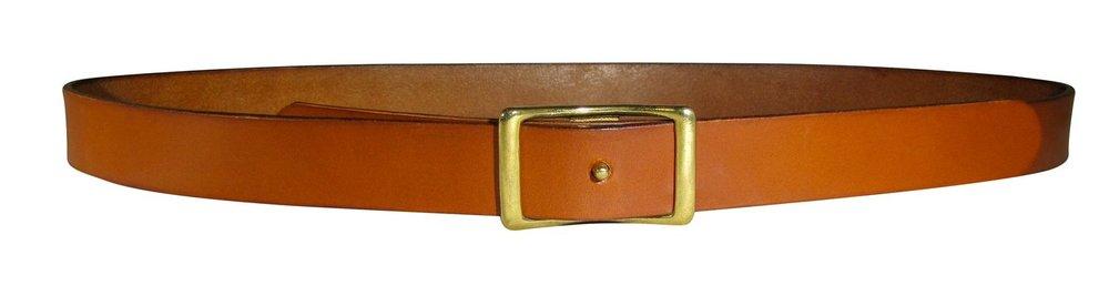 """1"""" Light Brown Belt"""