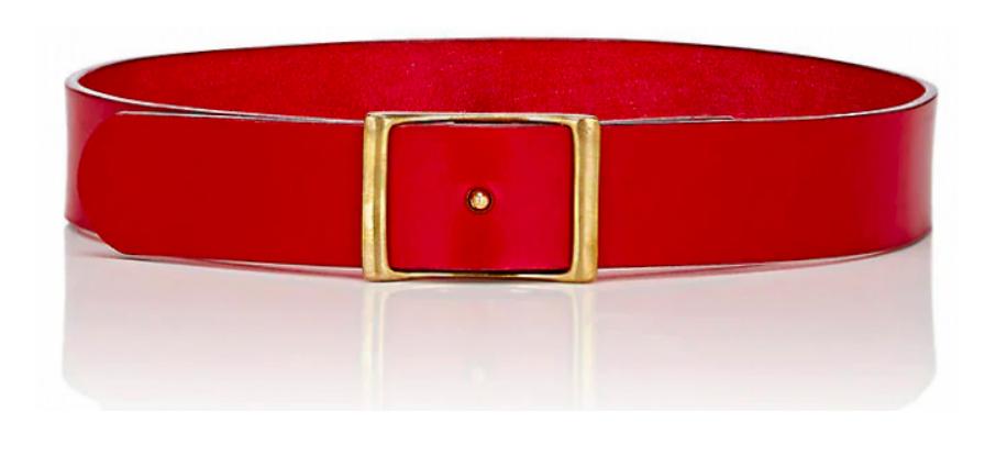 "1.75"" Red Belt"