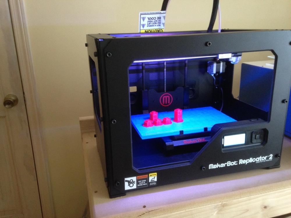 Makerbot @WMSI HQ