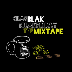 Silas Blak's mixtape  #BlakFriday , released 6/26 on Cabin Games Records