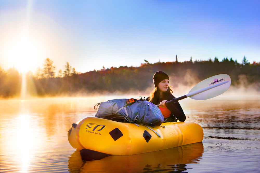 Packrafting the Adirondacks