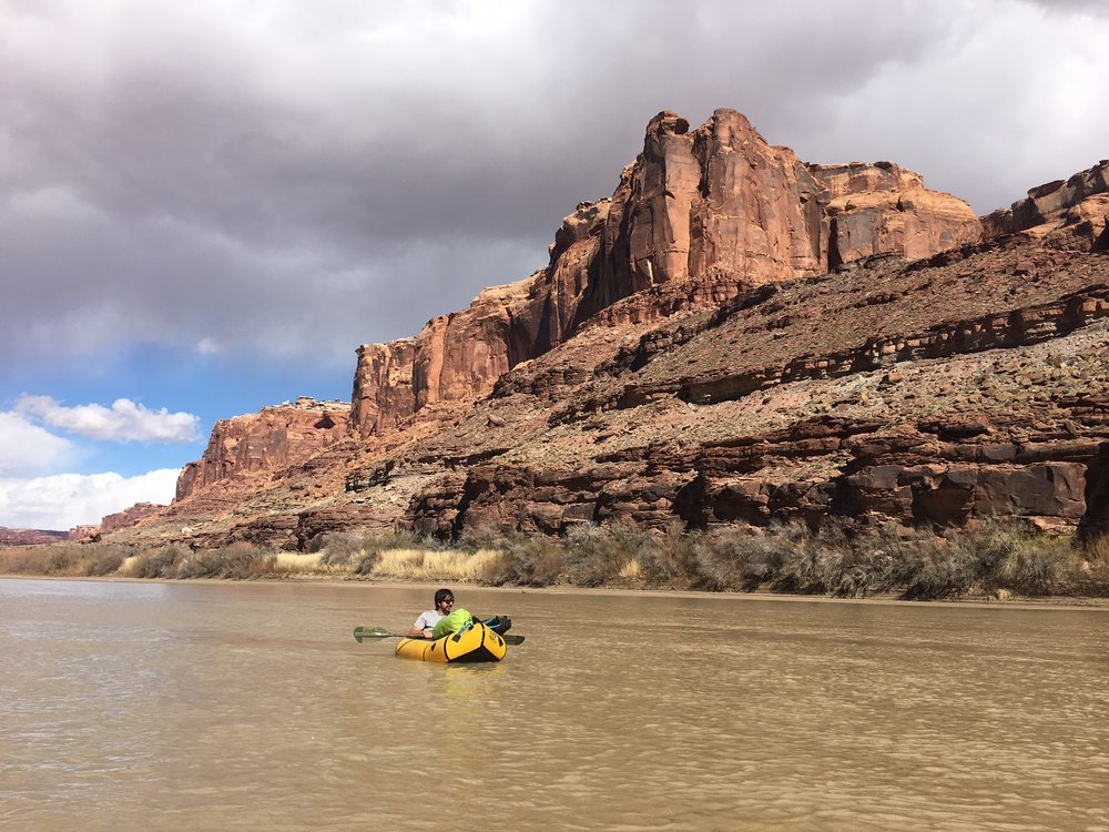 Labyrinth Canyon- Green River
