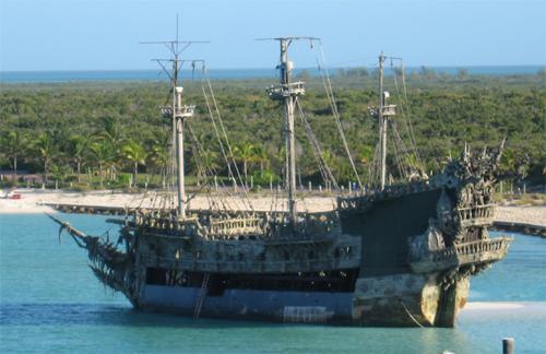 History Castaway Cay Fun Ashore