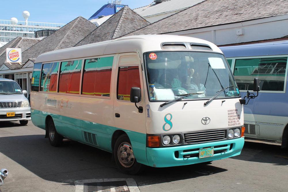 Jitney Bus