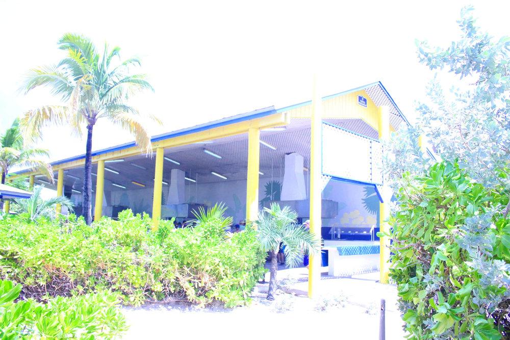 Tropics Restaurant Food Pavilion - Island Barbecue Lunch