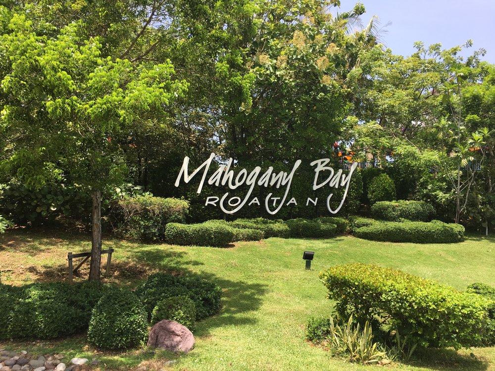 Mahogany Bay-Roatan