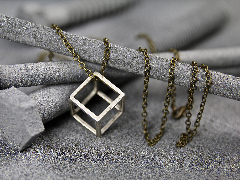 NECKLACES - We handcraft a wide range of necklace designs from modern to rustic to nautical. A little bit of everything for everyone's preferred style.