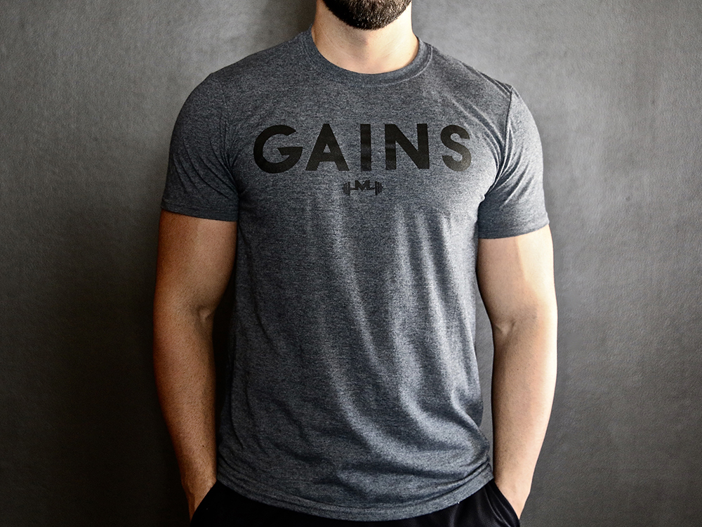 FITNESS - We can relate to that guy that's always on the go with a good balance of fitness and work life. We have you covered with our perfect fitting gym gear.