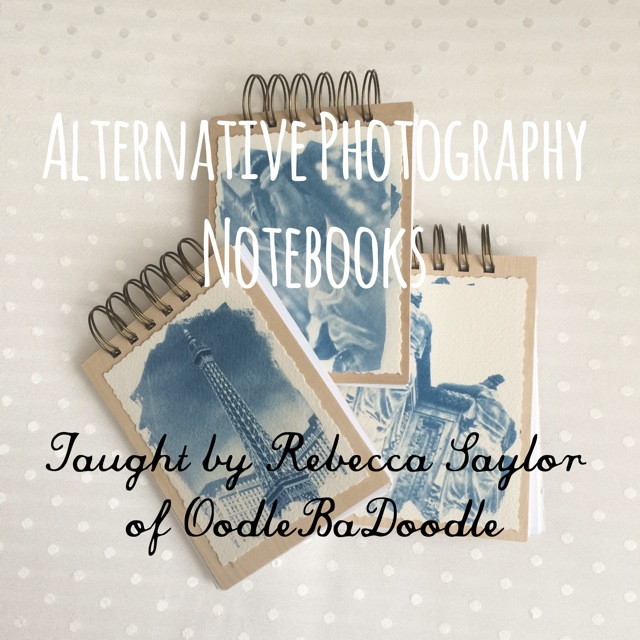 Use light and water to develop photo negatives and learn some book binding to boot!