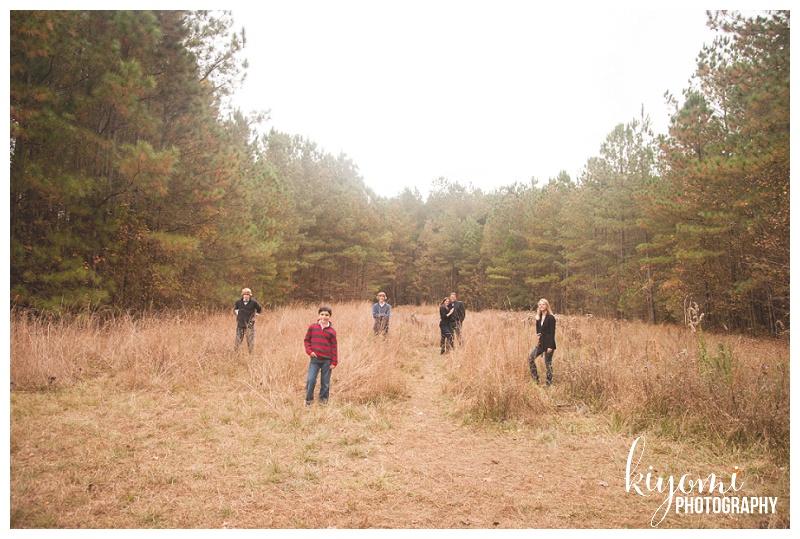 Meister Family woods