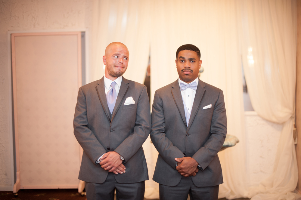 groom and groomsmen | hampton roads wedding photographer