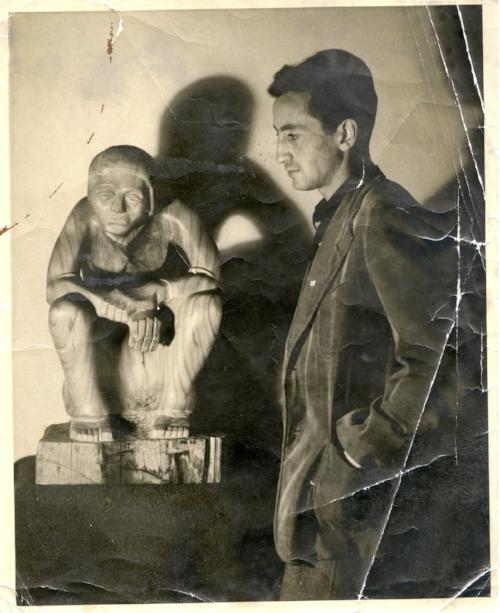 Original vintage print.