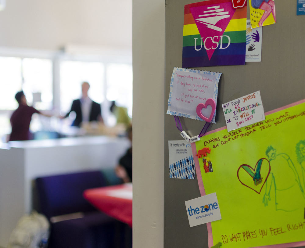LGBT Resource Center, UCSD