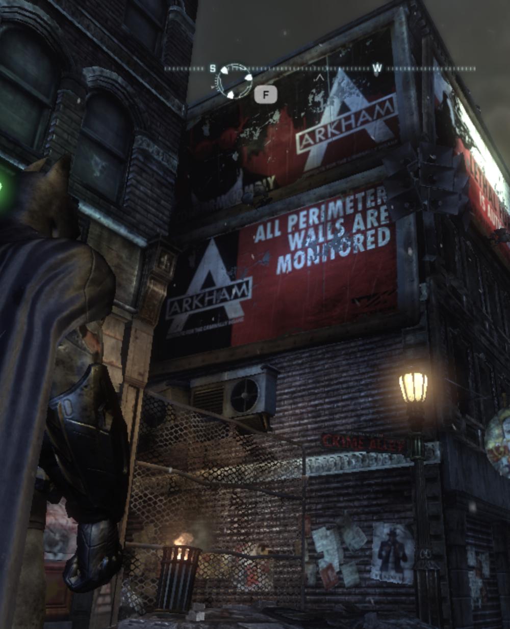 Arkham City Propaganda