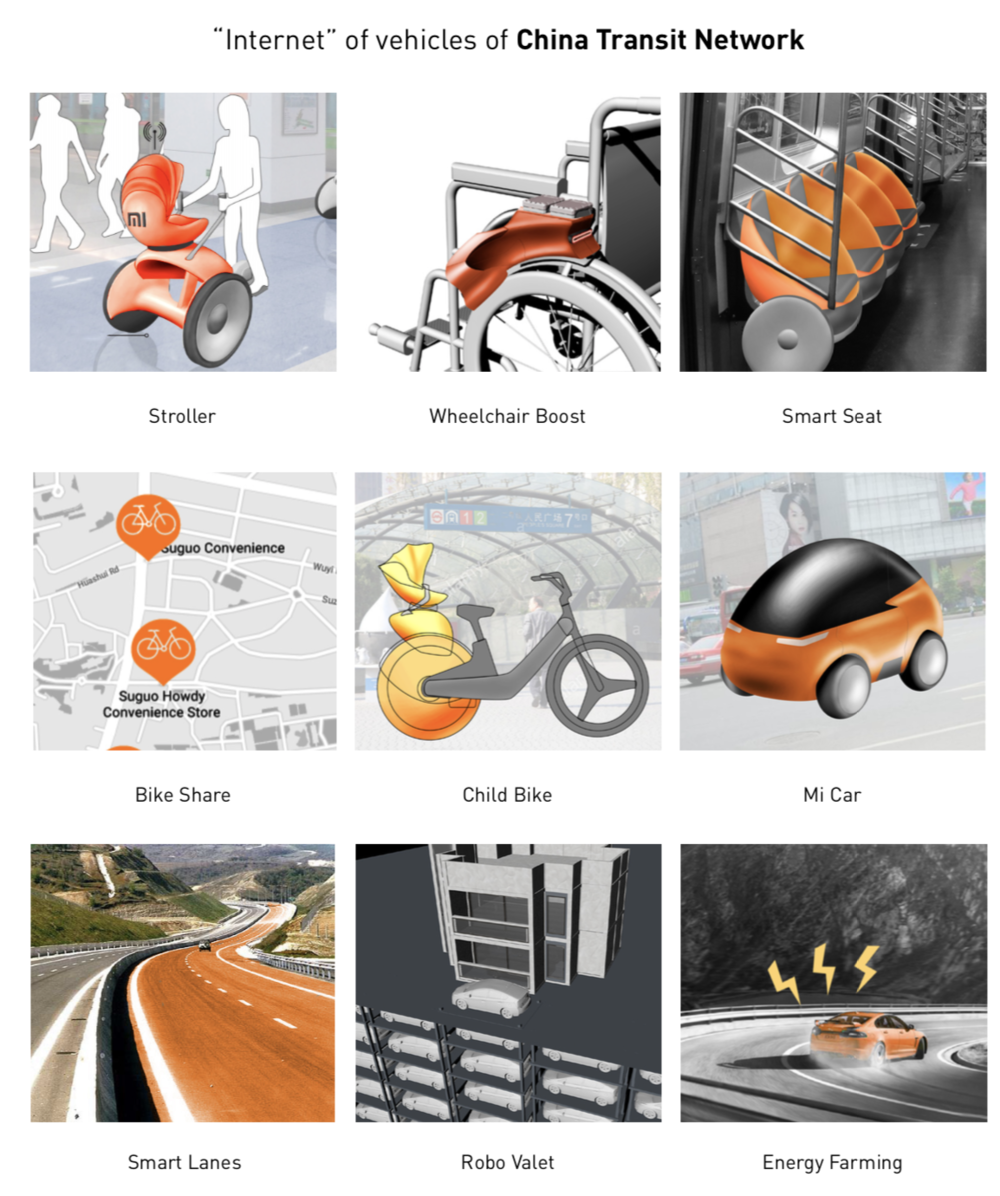 - Internet of Vehicles uses IoT technologies in order to create a swarm-like well choreographed traffic system