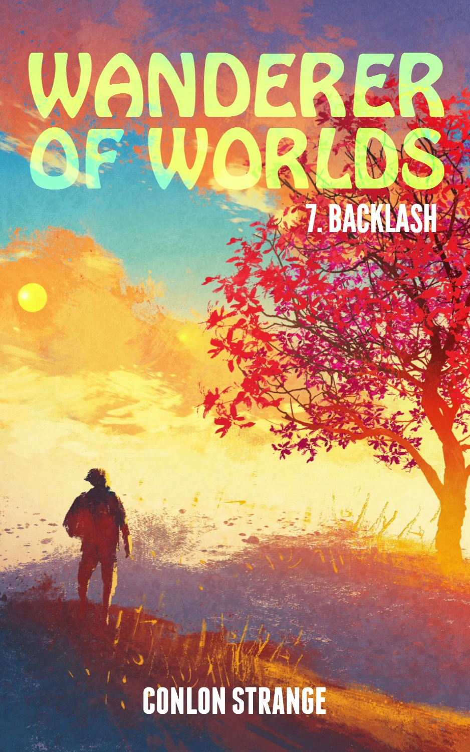 Wanderer Of Worlds  BACKLASH