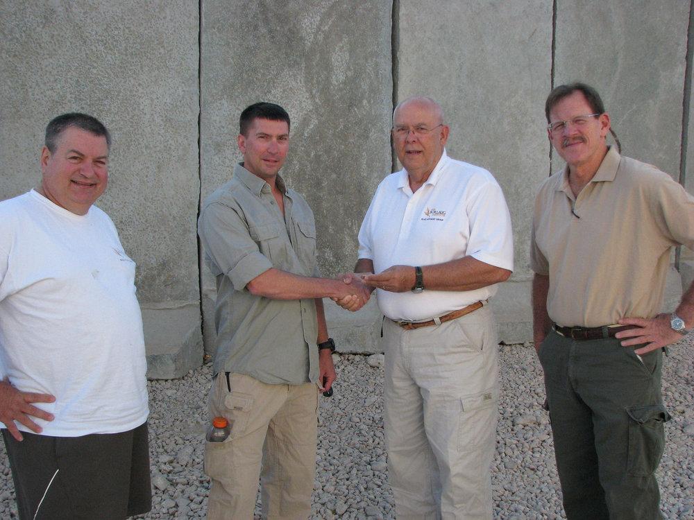 Team Borlaug - Texas A&M in Iraq (2008)