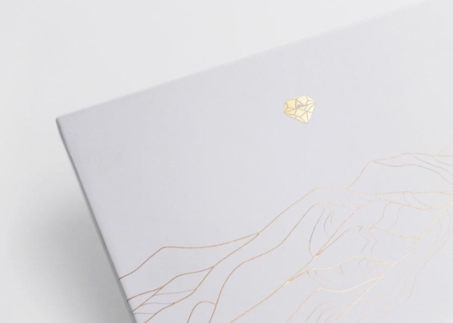 AUSTRALIAN DIAMONDS print