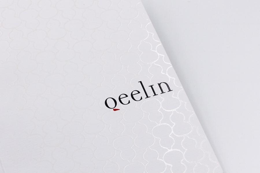 Qeelin booklet print
