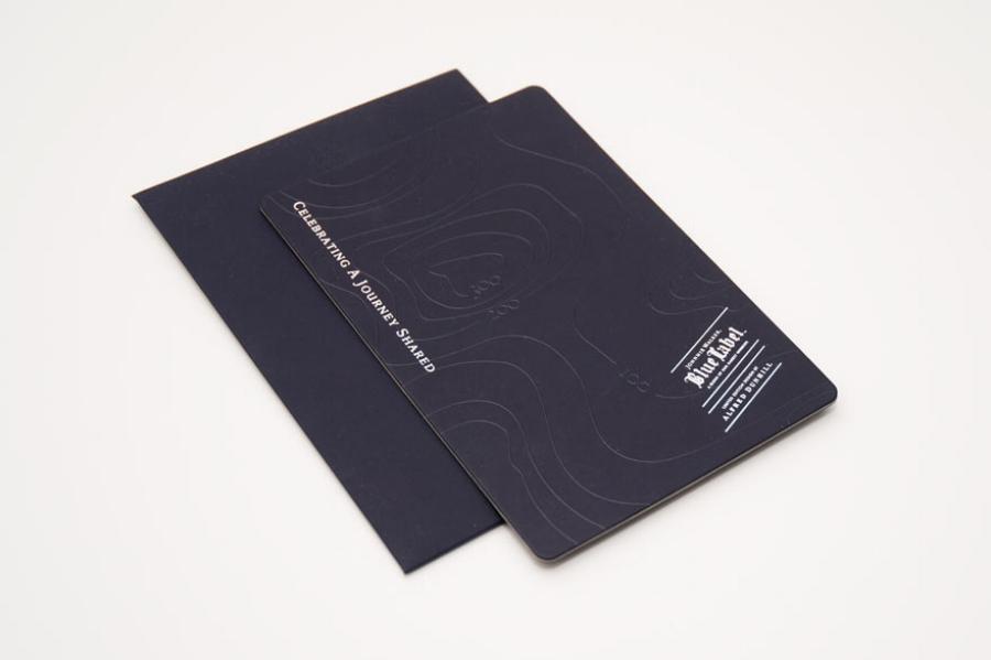 Diageo Johnnie Walker Blue label Print