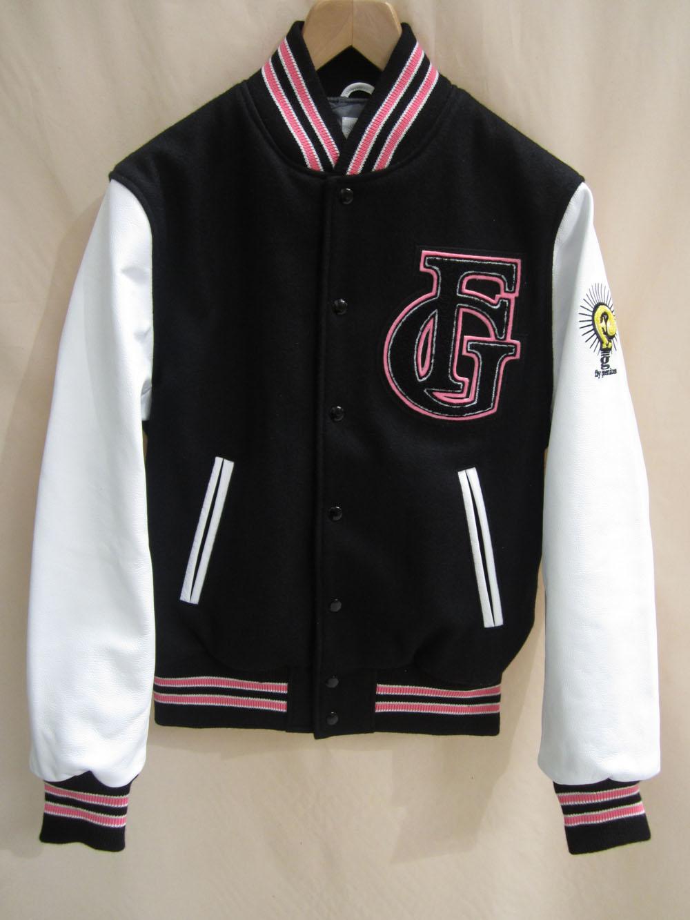 Fly Geenius Varsity Jacket