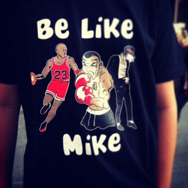 Be Like Mike Tee