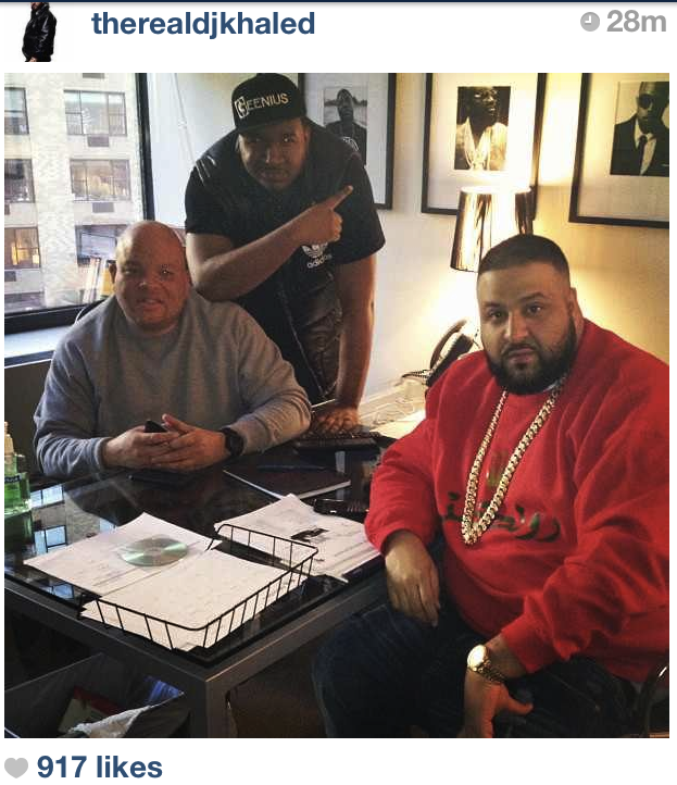 Dj Khaled Instagram