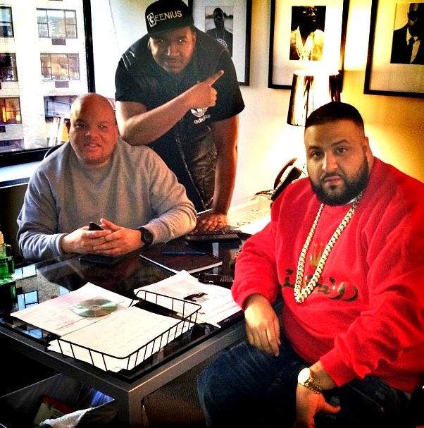 Dj Suss One:DJ Khaled