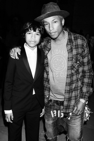 Tyler and Pharrell