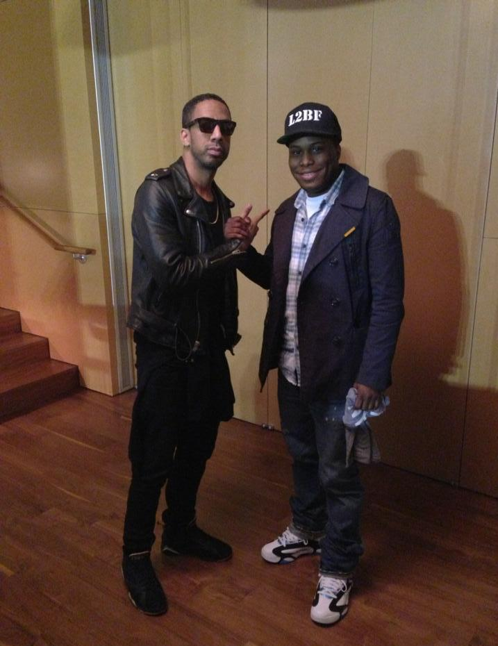 M.Dot Ryan Leslie