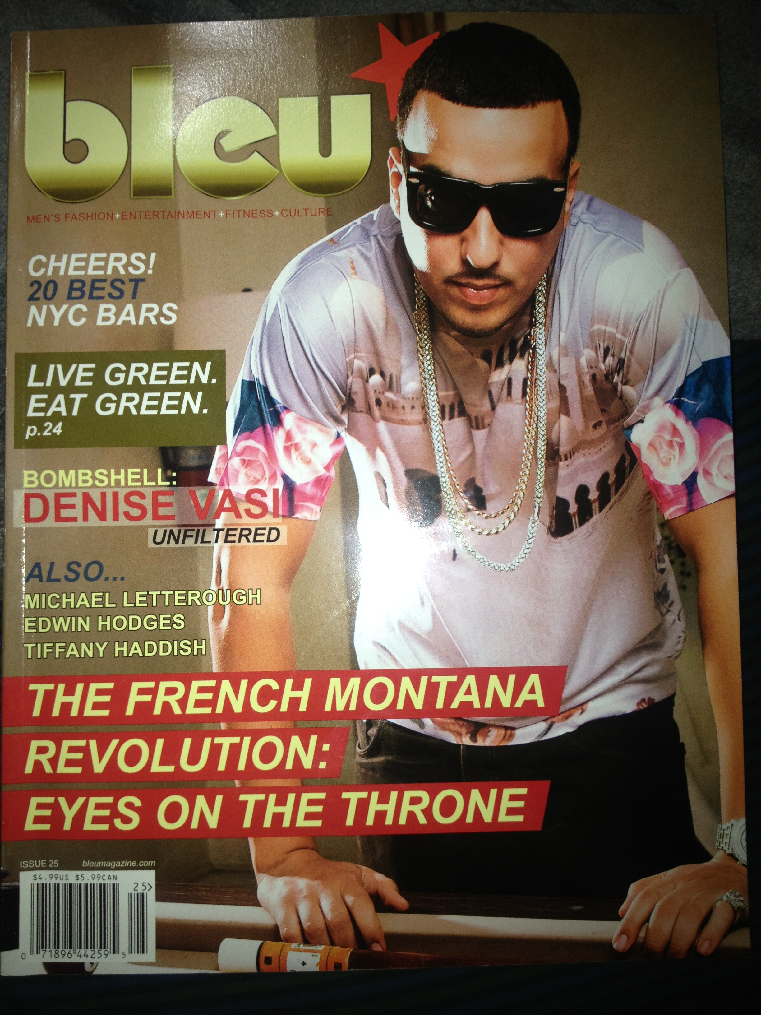 French Montana Cover