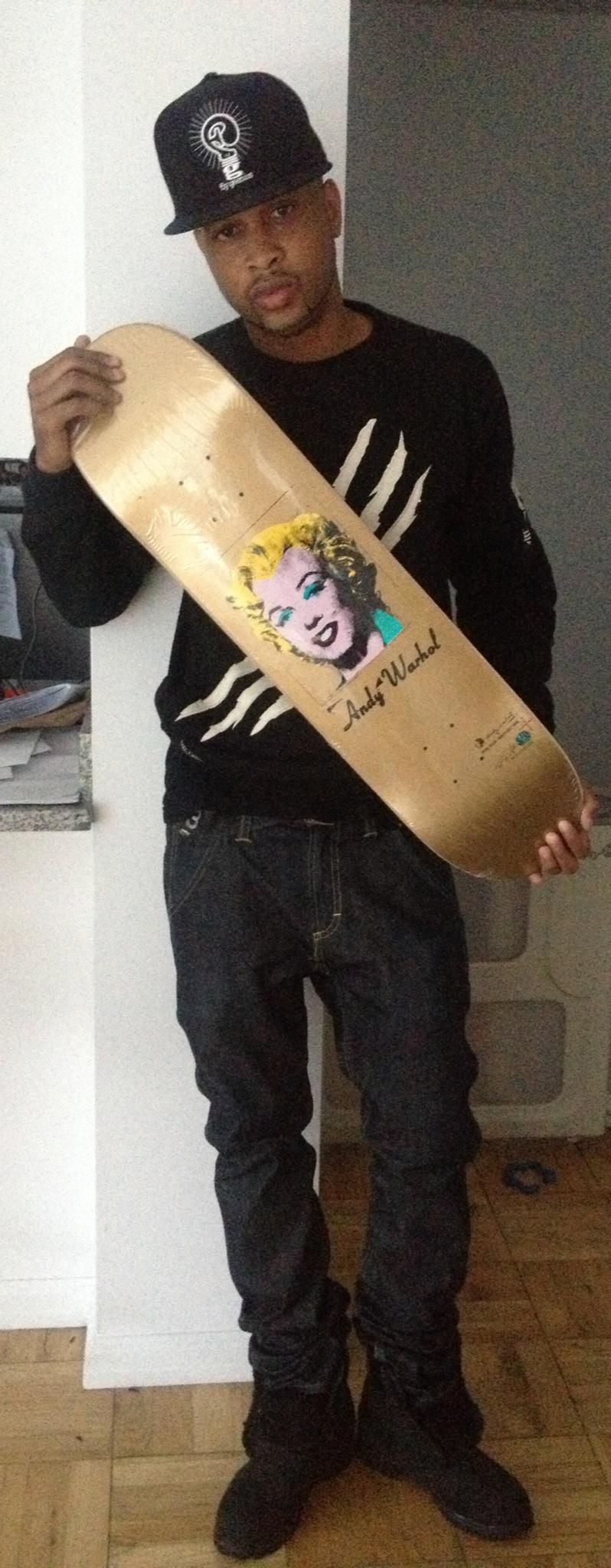 Davon Skate Deck