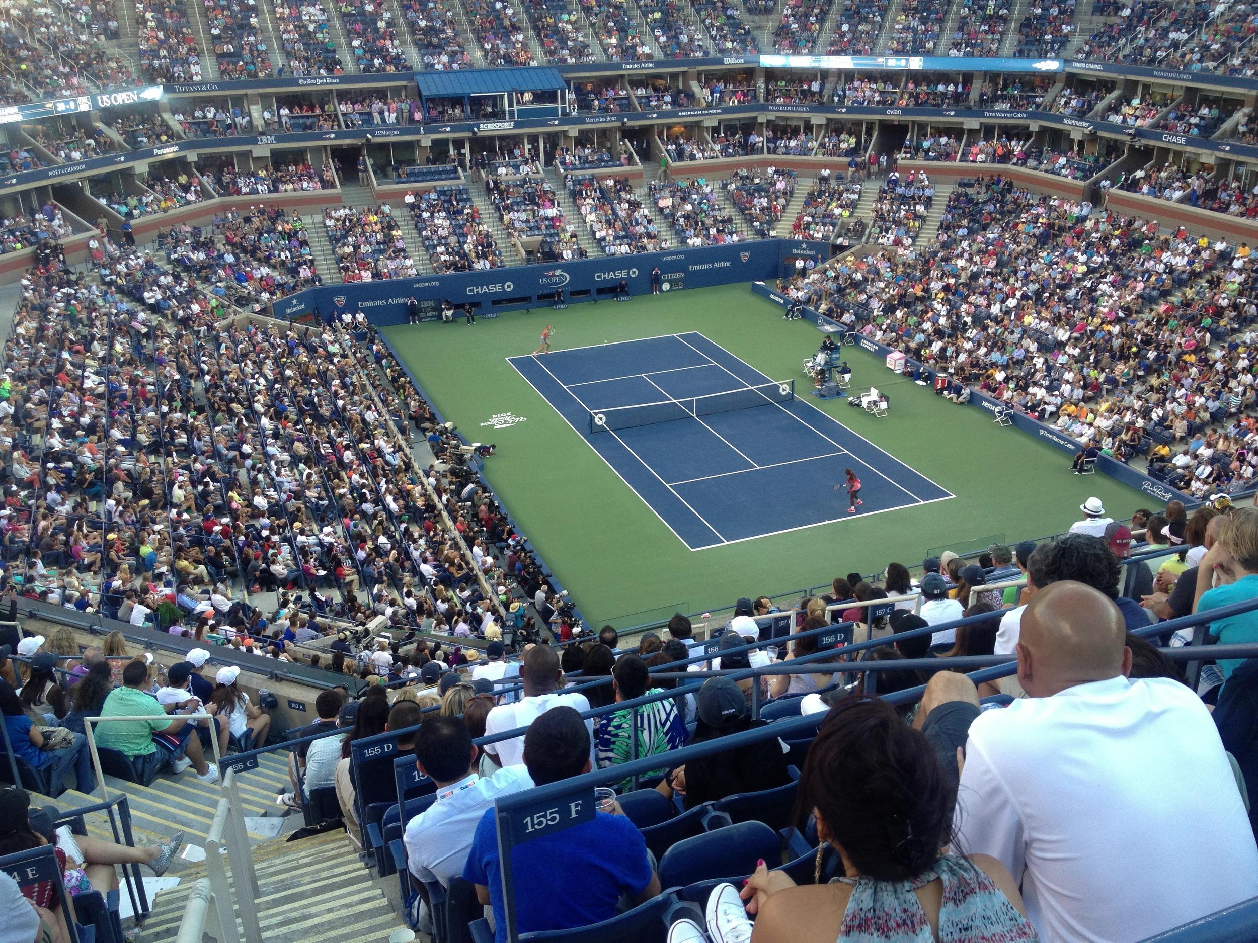 US Open 6