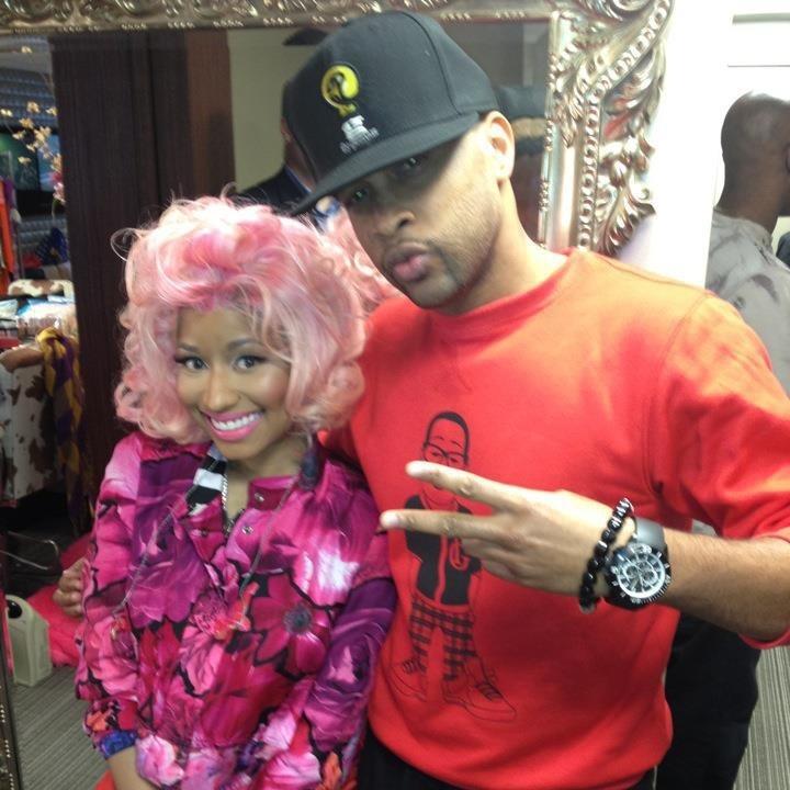Nicki Minaj and Davon.jpg