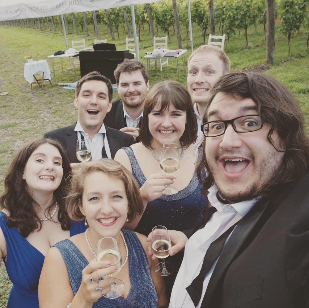 Opera at the Vineyard, 2017