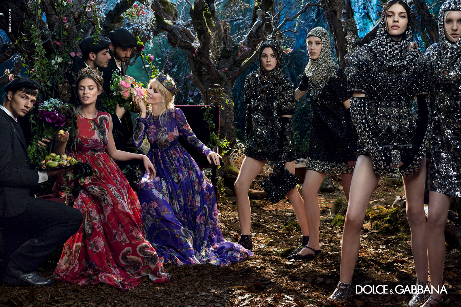 f920d920 dolce-and-gabbana-winter-2015-women-advertising-campaign-