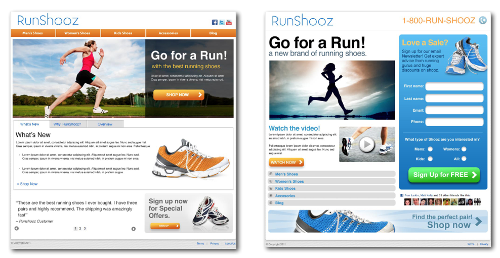 55 cool new ways to use landing pages — ion interactive