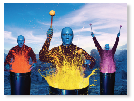 Blue Man Group, Universal CityWalk