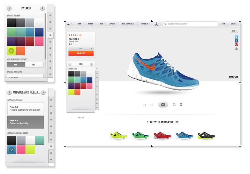 Nike Custom Free iD