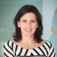 Anna Talerico EVP, co-founder