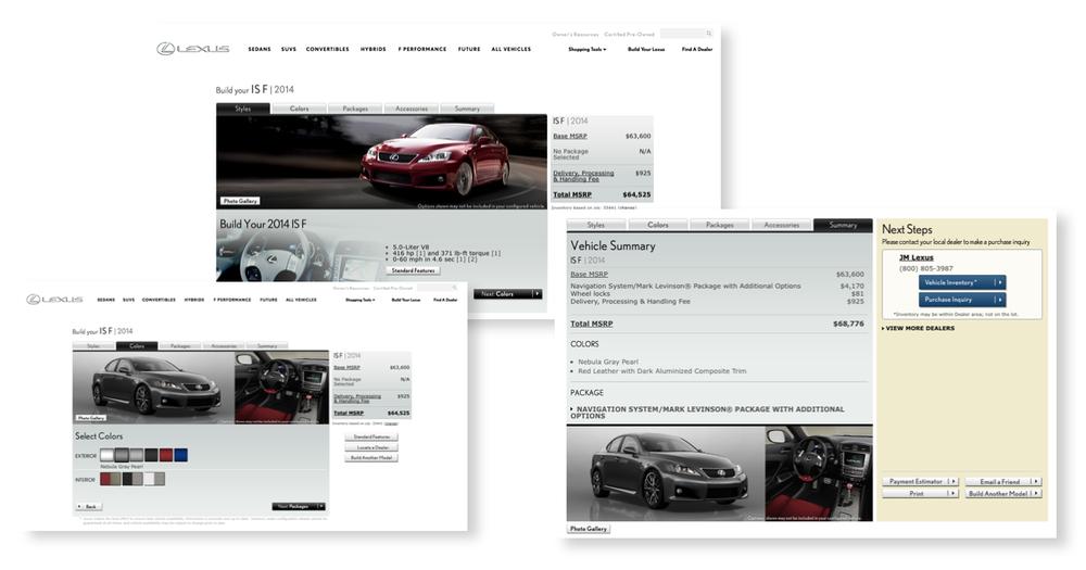 Lexus_Configurator