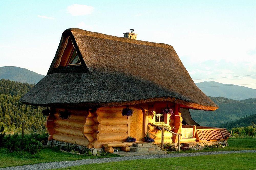the little log house company — beautiful log houses, handmade log