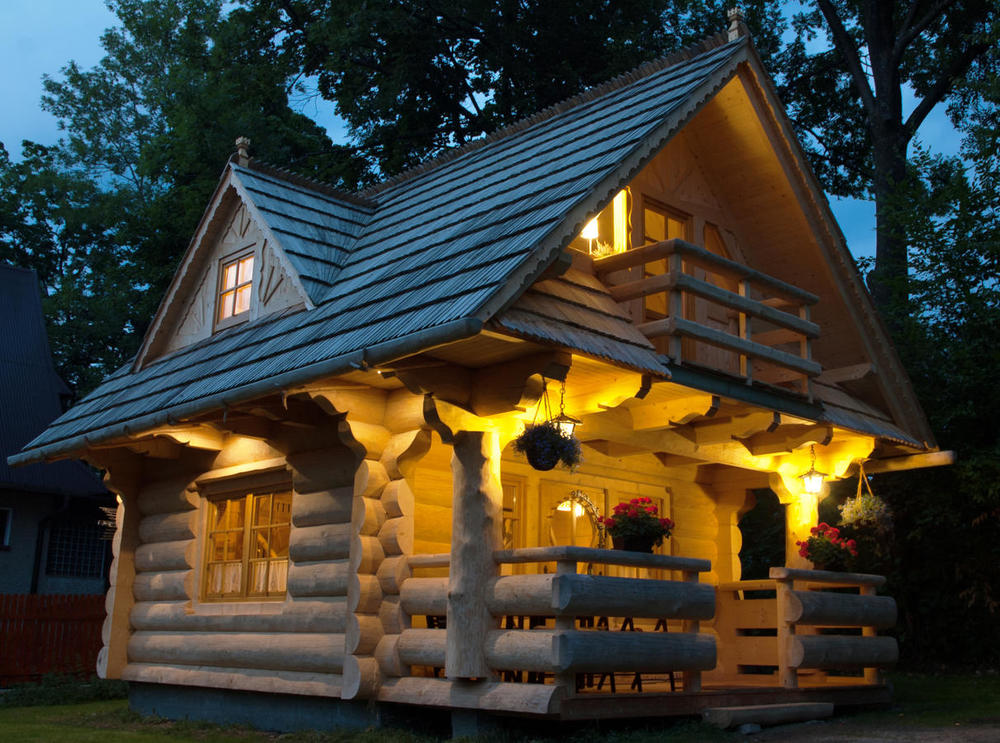 Little log House ~ Design 1 ~
