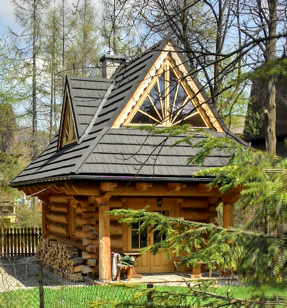 Little Log House ~ Design 8 ~