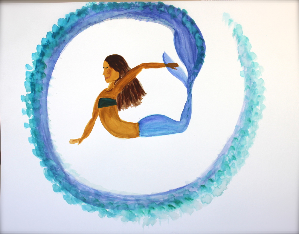 wave of yoga