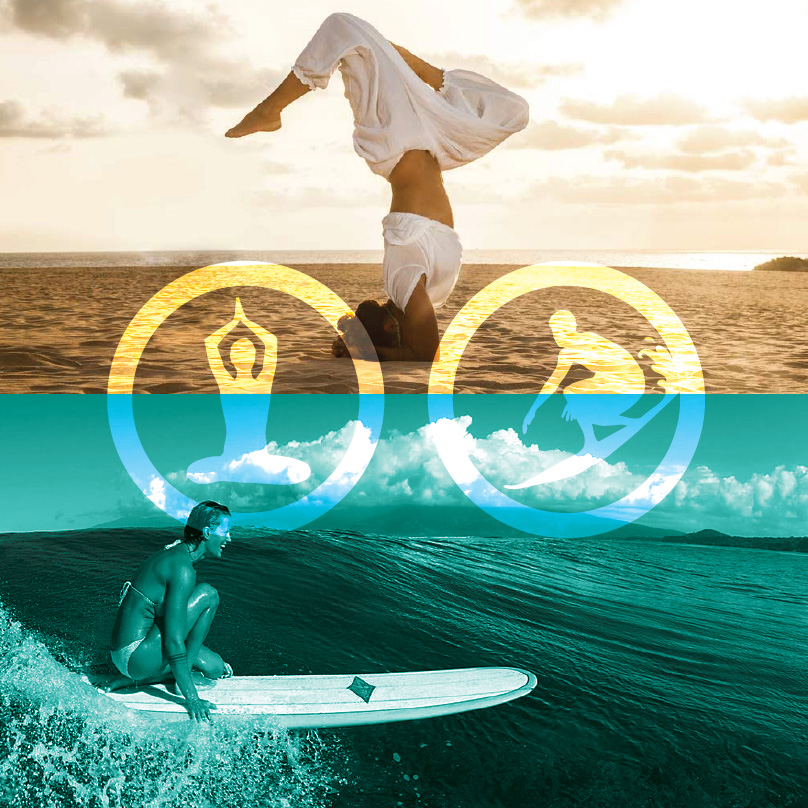 Join me for a private retreat or a surf and yoga retreat in Fuerteventura -