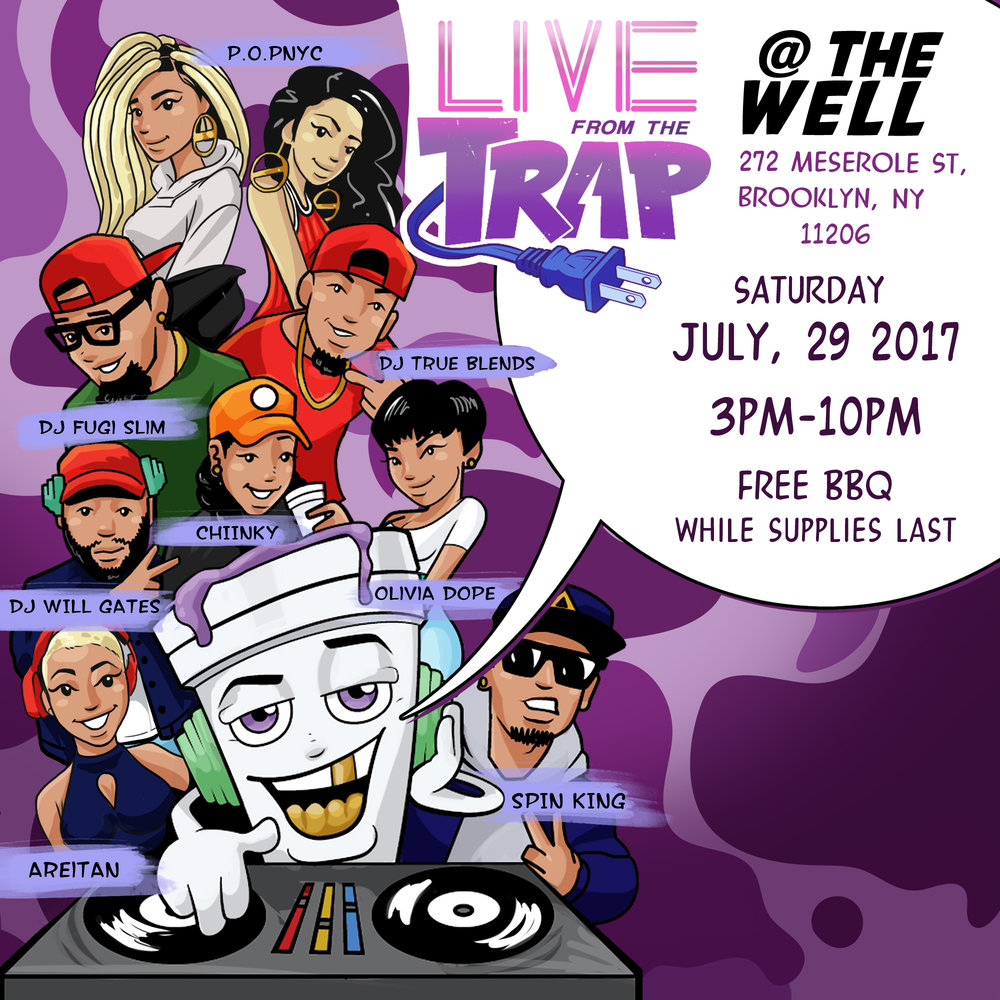 Live DJ Sets!