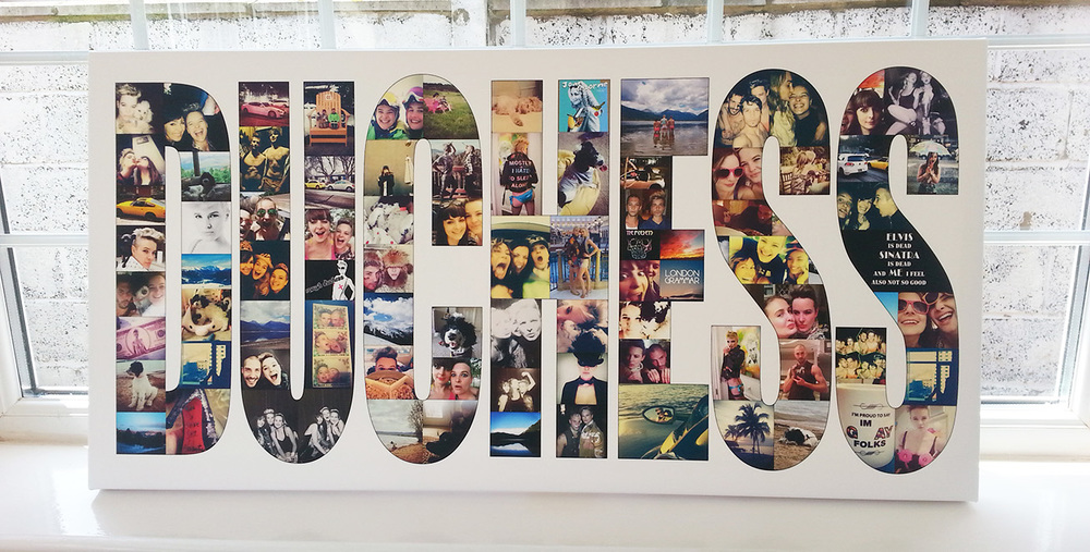 Red Canvas Ltd Photo Collage Canvas Printing Uk