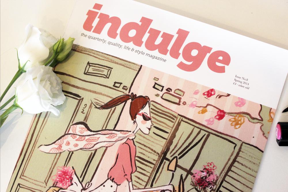 Indulge Spring 2014